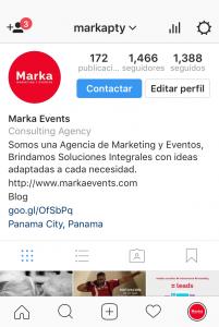 Redes sociales en panama
